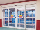 Sliding Automatic Doors